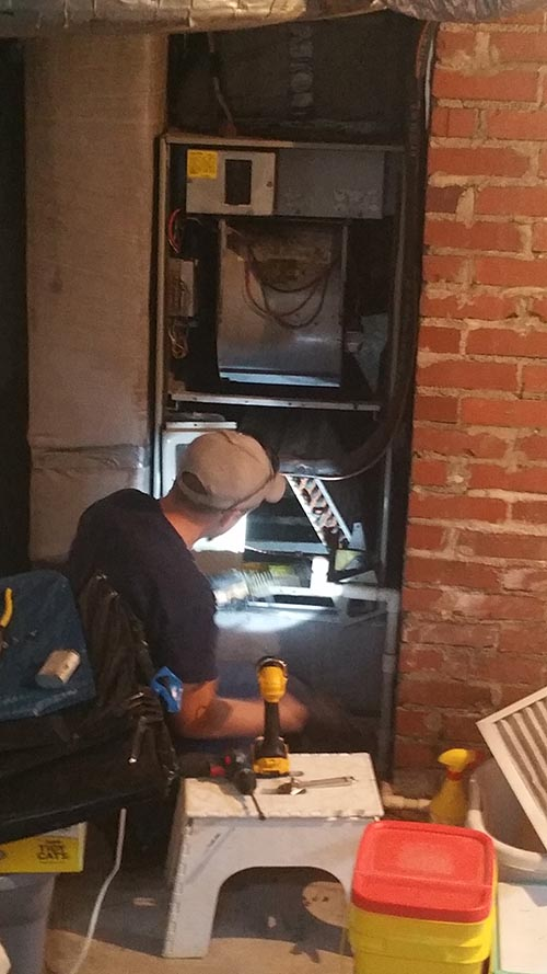 Residential Heating Amp Air Conditioning In Kingsport Tn