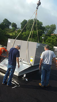 Commercial Heating & Air Conditioning in Kingsport TN | Quality Heat & Aire